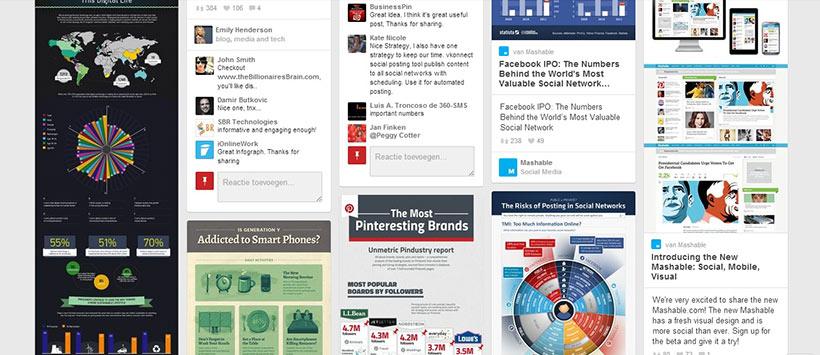Pinterest interessant voor bedrijven?