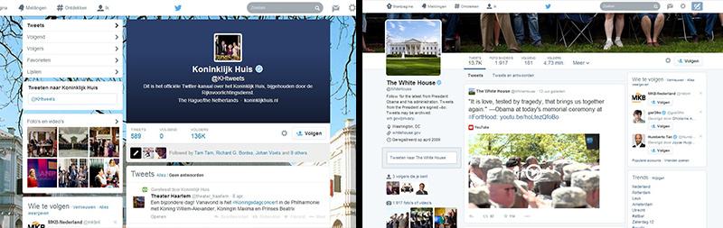 Twitter krijgt Facebook look