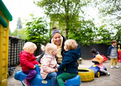 Fotoshoot Kinderdagverblijf