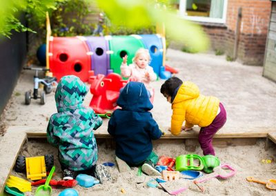 Fotoshoot Jillz Kinderdagverblijf